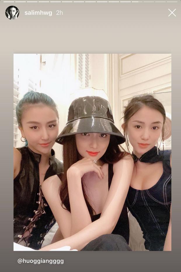 Drama tạm lắng, Quỳnh Anh Shyn - Salim đọ sắc cùng Hoa hậu Hương Giang - Ảnh 1.