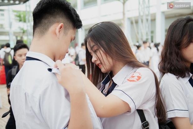 Lễ bế giảng của ngôi trường 60 năm tuổi ở Sài Gòn: Dàn nữ sinh khiến người khác ngẩn ngơ mê mẩn - Ảnh 10.
