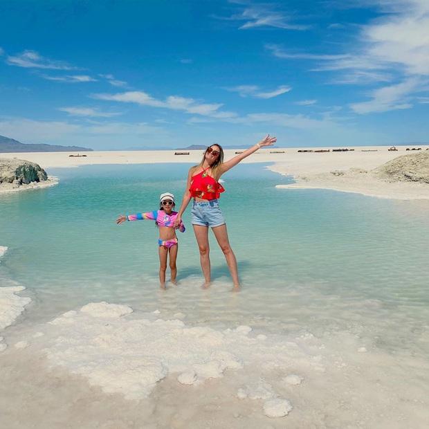 """Địa điểm nơi Vũ Khắc Tiệp """"mượn ảnh"""" để đăng lên Instagram: Hồ muối """"ảo diệu"""" nhất nước Mỹ, khách du lịch check-in nườm nượp - Ảnh 25."""
