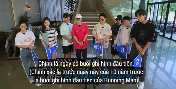 Running Man tập kỷ niệm 10 năm phát sóng: Fan trung thành bị anh em Lee – Yang cho ăn trọn một cú lừa! - Ảnh 1.