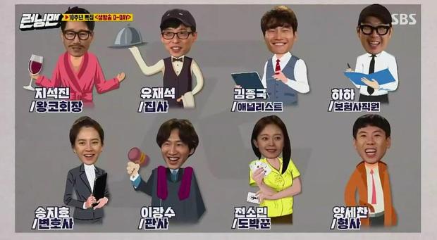 Running Man tập kỷ niệm 10 năm phát sóng: Fan trung thành bị anh em Lee – Yang cho ăn trọn một cú lừa! - Ảnh 2.