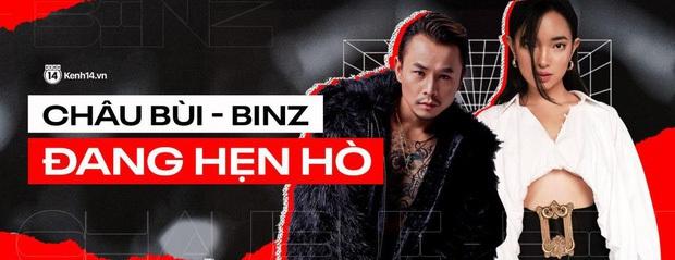Giữa tin hẹn hò Châu Bùi, netizen xôn xao hình ảnh nhạy cảm được cho là của Binz với một cô gái lạ mặt - Ảnh 5.