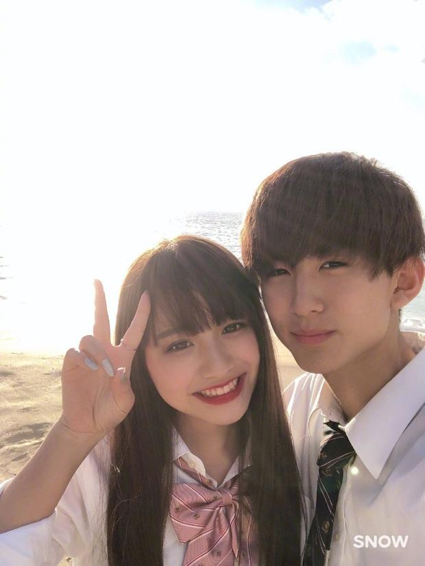 Showbiz Nhật choáng trước tin mẫu nữ 16 tuổi đình đám sinh con đầu lòng, mới lớp 11 đã cưới bạn trai hơn 2 tuổi - Ảnh 10.