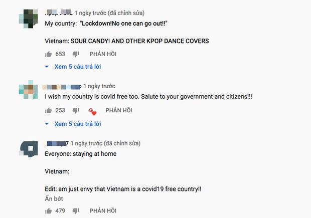 Dưới bản dance cover hit BLACKPINK của nhóm nhảy Việt gần 2 triệu view, fan quốc tế ngơ ngác: Người Việt Nam không giãn cách xã hội à? - Ảnh 10.
