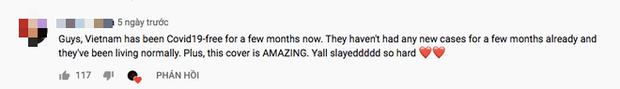 Dưới bản dance cover hit BLACKPINK của nhóm nhảy Việt gần 2 triệu view, fan quốc tế ngơ ngác: Người Việt Nam không giãn cách xã hội à? - Ảnh 7.