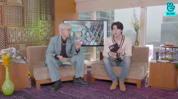 EXO-SC trở lại với MV 1 Billion Views, leak trọn album trong showcase và kể về thời bộ đôi Chanyeol - Sehun lúc chưa thân thiết với nhau - Ảnh 12.