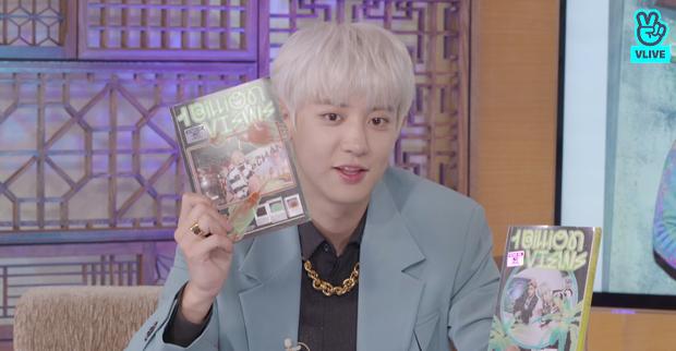 EXO-SC trở lại với MV 1 Billion Views, leak trọn album trong showcase và kể về thời bộ đôi Chanyeol - Sehun lúc chưa thân thiết với nhau - Ảnh 10.