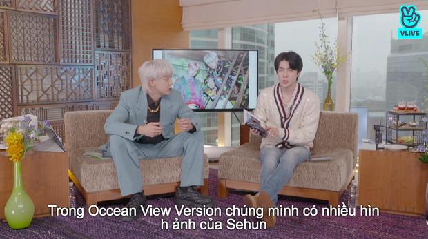 EXO-SC trở lại với MV 1 Billion Views, leak trọn album trong showcase và kể về thời bộ đôi Chanyeol - Sehun lúc chưa thân thiết với nhau - Ảnh 8.