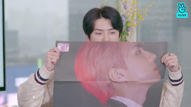 EXO-SC trở lại với MV 1 Billion Views, leak trọn album trong showcase và kể về thời bộ đôi Chanyeol - Sehun lúc chưa thân thiết với nhau - Ảnh 16.