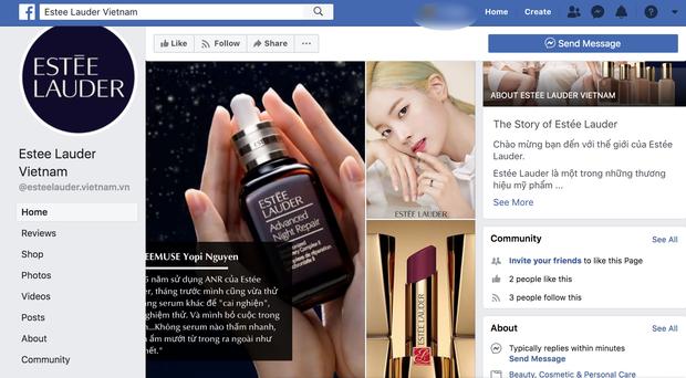 Góc cảnh giác: Page giả mạo Estee Lauder Việt Nam bán hàng fake cực tinh vi, hình ảnh xịn sò như thật lại còn chạy quảng cáo rầm rộ - Ảnh 1.