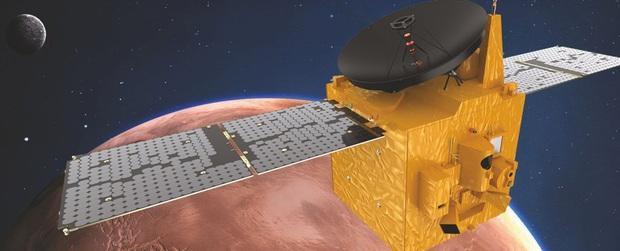 UAE chính thức tham gia cuộc đua chinh phục sao Hỏa: Có khi nào là một vệ tinh dát vàng không nhỉ? - Ảnh 1.