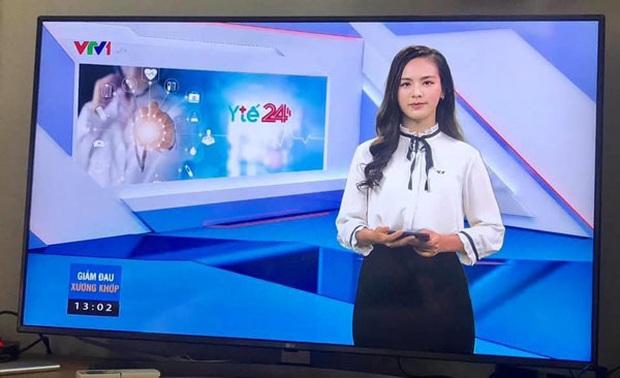 Xem Chuyển động 24h bỗng gặp Á khôi nổi tiếng một thời, VTV có loạt gái đẹp xuất sắc - Ảnh 3.
