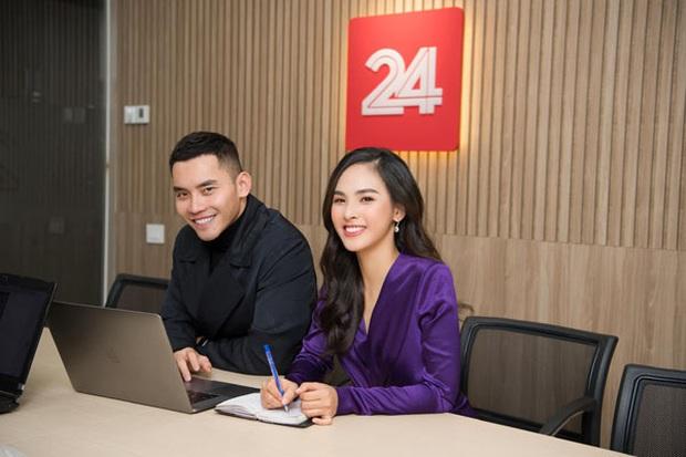Xem Chuyển động 24h bỗng gặp Á khôi nổi tiếng một thời, VTV có loạt gái đẹp xuất sắc - Ảnh 4.