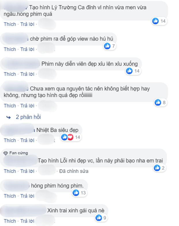 Trường Ca Hành tung poster chính thức: Địch Lệ Nhiệt Ba quá đẹp nhưng Ngô Lỗi mới gây bất ngờ - Ảnh 7.