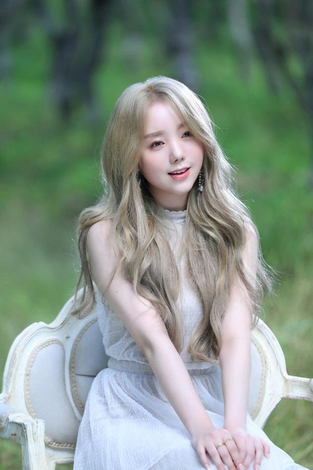 5 nữ idol Kpop cùng mang tên Jiyeon: Toàn các đại diện nhan sắc, riêng biểu tượng đáng yêu dao kéo hỏng - Ảnh 5.
