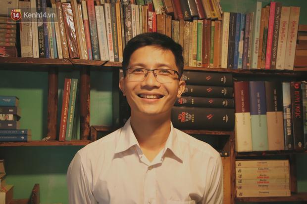 Gặp ông chủ quán uống cà phê trả tiền bằng sách độc nhất Sài Gòn: Mang 1 quyển sách tặng quán, nhận một phần nước bất kỳ - Ảnh 4.