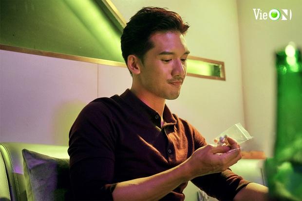 Huỳnh Tông Trạch hội ngộ Ngô Trác Hy trong Bão Trắng chính thức lên sóng ứng dụng VieON - Ảnh 2.