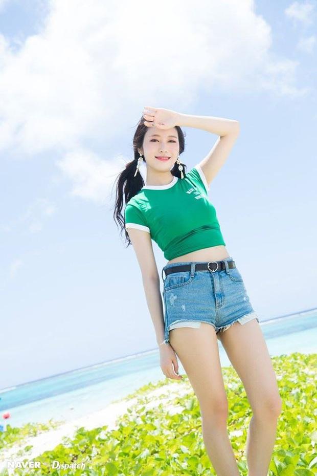 5 nữ idol Kpop cùng mang tên Jiyeon: Toàn các đại diện nhan sắc, riêng biểu tượng đáng yêu dao kéo hỏng - Ảnh 12.