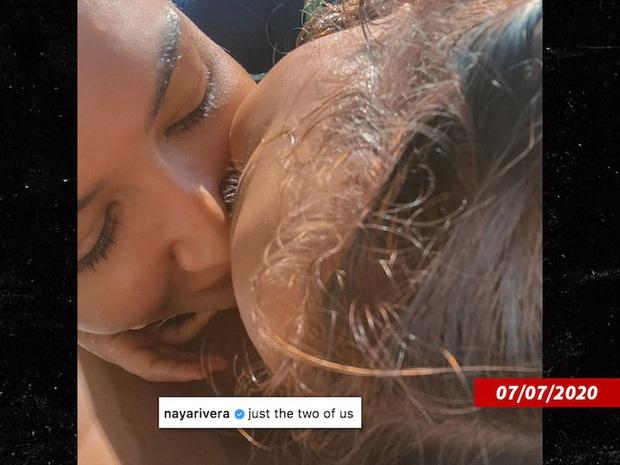 Trước khi mất tích, cố diễn viên Glee Naya Rivera đã gửi một bức ảnh cho gia đình với hi vọng cứu con trai - Ảnh 3.