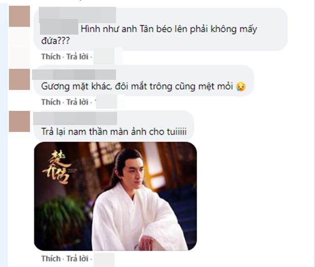 Hậu nằm nhà trị bệnh, Lâm Canh Tân tái xuất với ngoại hình khác lạ bên Ngô Cẩn Ngôn ở phim mới - Ảnh 10.
