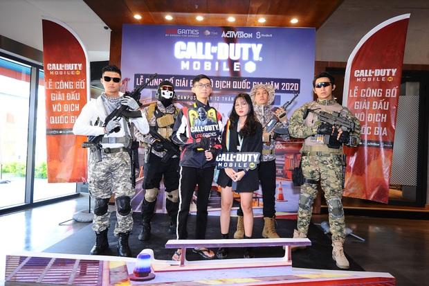Call of Duty: Mobile VN công bố giải đấu mới, tiền thưởng khủng lên đến 1,4 tỷ đồng, có cả giải cho nữ - Ảnh 6.