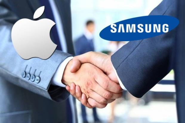 Apple phải bồi thường cho Samsung 950 triệu USD do vi phạm hợp đồng - Ảnh 1.