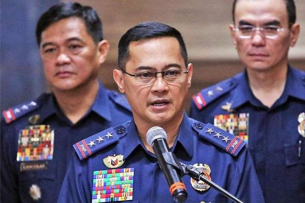 Hơn 1.000 sĩ quan cảnh sát Philippines mắc Covid-19 - Ảnh 1.