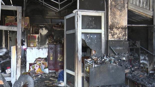 Bắt nghi phạm phóng hỏa đốt nhà khiến 3 người bị thương ở An Giang - Ảnh 2.