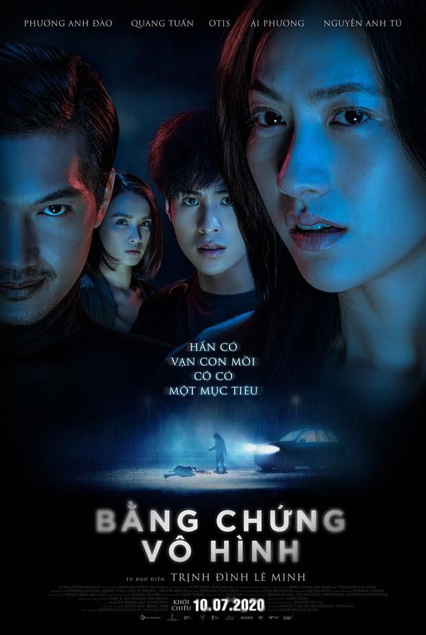 Bằng Chứng Vô Hình: Phim điện ảnh Việt chỉn chu nhất hiện tại vẫn chưa đạt kì vọng doanh thu - Ảnh 1.