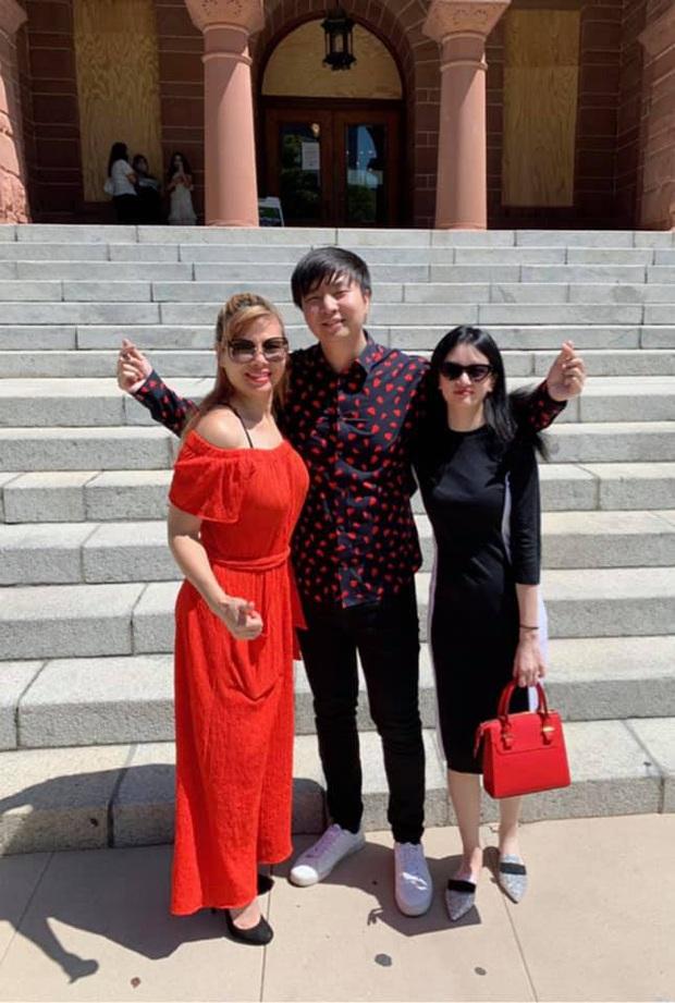 Anh Khang thông báo đã đăng ký kết hôn tại Mỹ, lần đầu để lộ diện mạo bạn gái sau bao năm giấu kín - Ảnh 5.