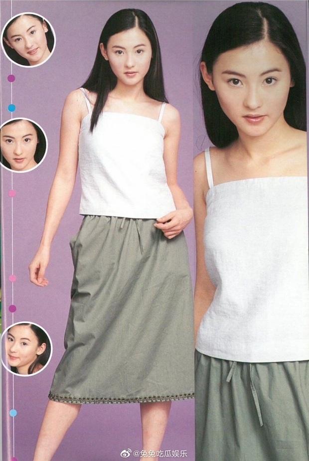 Cùng đụng độ trên 1 tạp chí cũ, hoá ra Angela Baby hoàn toàn bị lu mờ bởi nhan sắc và thần thái của Trương Bá Chi - Ảnh 4.