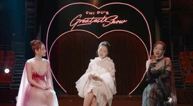 Có gì đó sai sai: Xem Chi Pu's Greatest Show mà fan cứ tưởng… nhầm show của Jack và K-ICM - Ảnh 1.