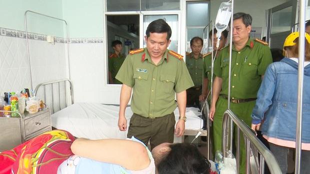 Bắt nghi phạm phóng hỏa đốt nhà khiến 3 người bị thương ở An Giang - Ảnh 3.