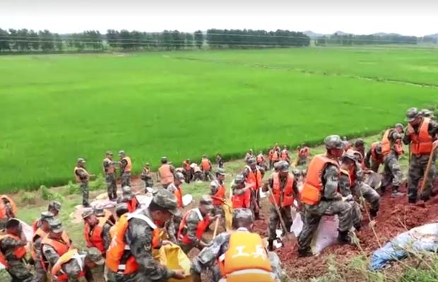 Mưa lũ nghiêm trọng tại Trung Quốc: 141 người thiệt mạng hoặc mất tích - Ảnh 3.
