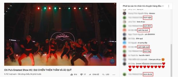 Có gì đó sai sai: Xem Chi Pu's Greatest Show mà fan cứ tưởng… nhầm show của Jack và K-ICM - Ảnh 3.