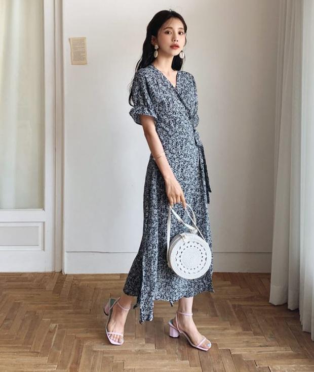 Cùng là váy thắt eo: Có dáng phơi bày bụng ngấn mỡ, có dáng lại khéo che nhược điểm - Ảnh 5.