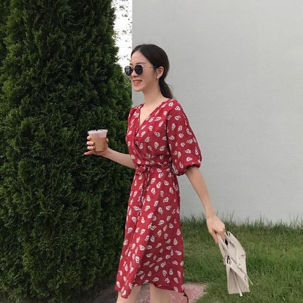 Cùng là váy thắt eo: Có dáng phơi bày bụng ngấn mỡ, có dáng lại khéo che nhược điểm - Ảnh 8.