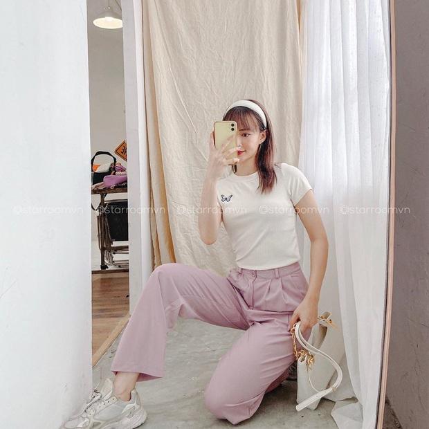 Jennie chỉ diện áo mỏng lấp ló nội y cũng khiến dân tình phát sốt, riêng chị em hóng được công thức cực xinh mát cho hè này - Ảnh 6.