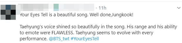 """BTS khoe giọng live """"như nuốt đĩa"""", lần đầu trình diễn ca khúc do Jungkook tự sáng tác và được chọn làm OST phim trên truyền hình Nhật - Ảnh 6."""