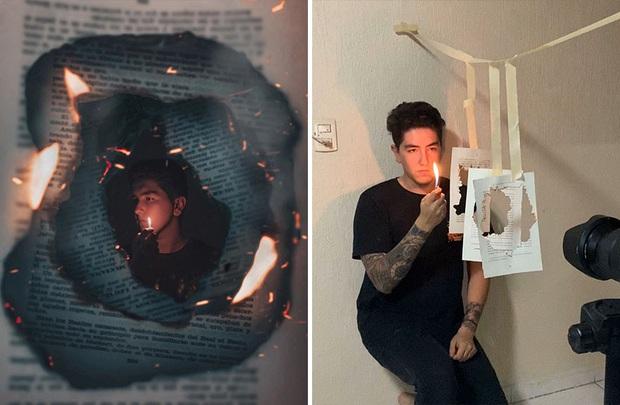 Loạt hậu trường khó đỡ của những bức ảnh long lanh trên Instagram khiến dân tình phải nể phục óc sáng tạo của hội phó nháy - Ảnh 1.