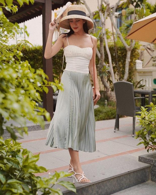 Khiến Tóc Tiên, Mai Phương Thuý… đắm đuối, váy xếp ly chính là item hot hit chị em cần hóng ngay  - Ảnh 18.