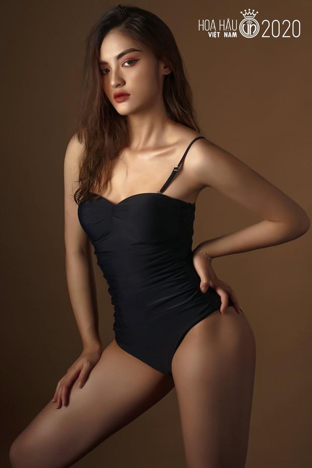 Dàn thí sinh Hoa Hậu Việt Nam đọ sắc với bikini: Ai cũng chân dài thẳng tắp, body nóng bỏng hay mảnh mai đều cân hết - Ảnh 4.