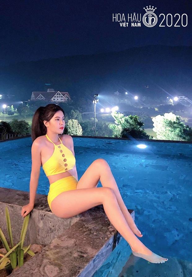 Dàn thí sinh Hoa Hậu Việt Nam đọ sắc với bikini: Ai cũng chân dài thẳng tắp, body nóng bỏng hay mảnh mai đều cân hết - Ảnh 11.