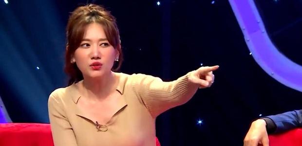 Hari Won lên sóng truyền hình kể khổ vì Trấn Thành tậu 1 lúc 100 chai nước hoa, lau tủ BST còn hơn ôm vợ ngủ - Ảnh 4.
