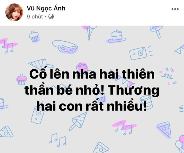Ốc Thanh Vân, H'Hen Niê và dàn sao Vbiz đồng loạt dành lời chúc cho ekip thực hiện ca tách 2 bé song sinh dính liền - Ảnh 6.