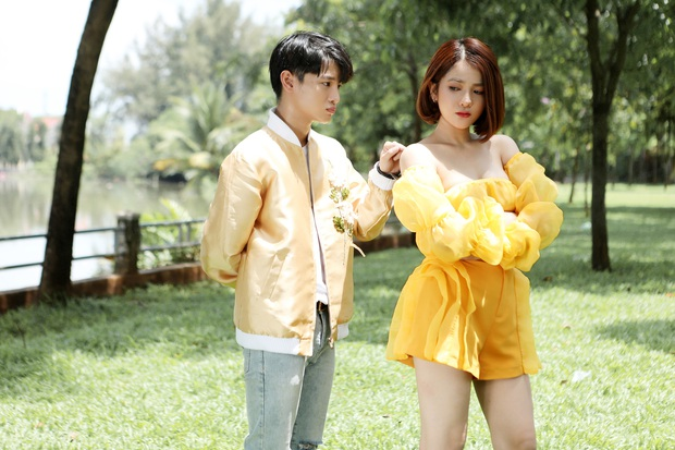 Châu Đăng Khoa mời cả 1 dàn cameo toàn cây hài Vbiz, nhưng không ai ngờ MV còn xuất hiện cả Orange, Song Joong Ki lẫn Song Hye Kyo? - Ảnh 5.