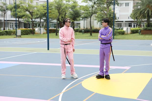 Châu Đăng Khoa mời cả 1 dàn cameo toàn cây hài Vbiz, nhưng không ai ngờ MV còn xuất hiện cả Orange, Song Joong Ki lẫn Song Hye Kyo? - Ảnh 8.