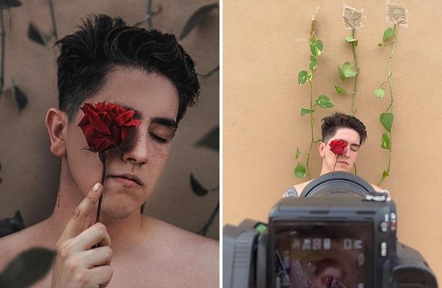 Loạt hậu trường khó đỡ của những bức ảnh long lanh trên Instagram khiến dân tình phải nể phục óc sáng tạo của hội phó nháy - Ảnh 27.