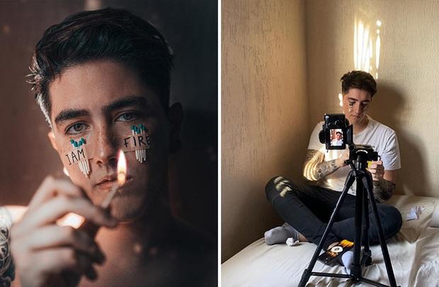Loạt hậu trường khó đỡ của những bức ảnh long lanh trên Instagram khiến dân tình phải nể phục óc sáng tạo của hội phó nháy - Ảnh 14.