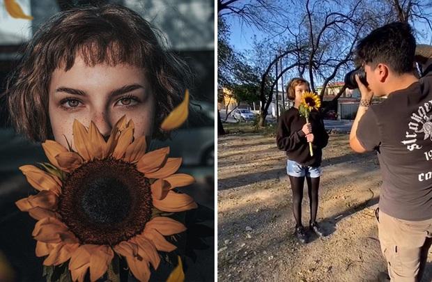 Loạt hậu trường khó đỡ của những bức ảnh long lanh trên Instagram khiến dân tình phải nể phục óc sáng tạo của hội phó nháy - Ảnh 26.